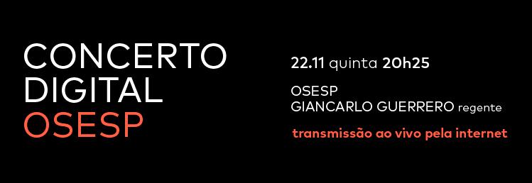Temporada 2018 | Concerto Digital 22.11 português