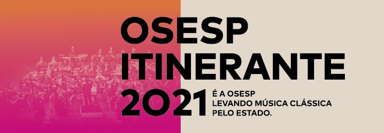 2021 | Osesp Itinerante