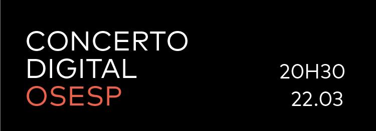 Temporada 2018 | Concerto Digital 22.03