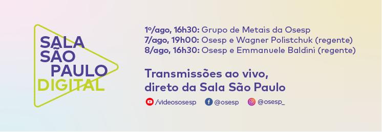 2020 | SSP Digital | Lives Agosto (Osesp)