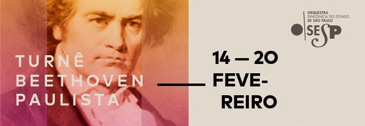 2020 | Turnê Beethoven Paulista