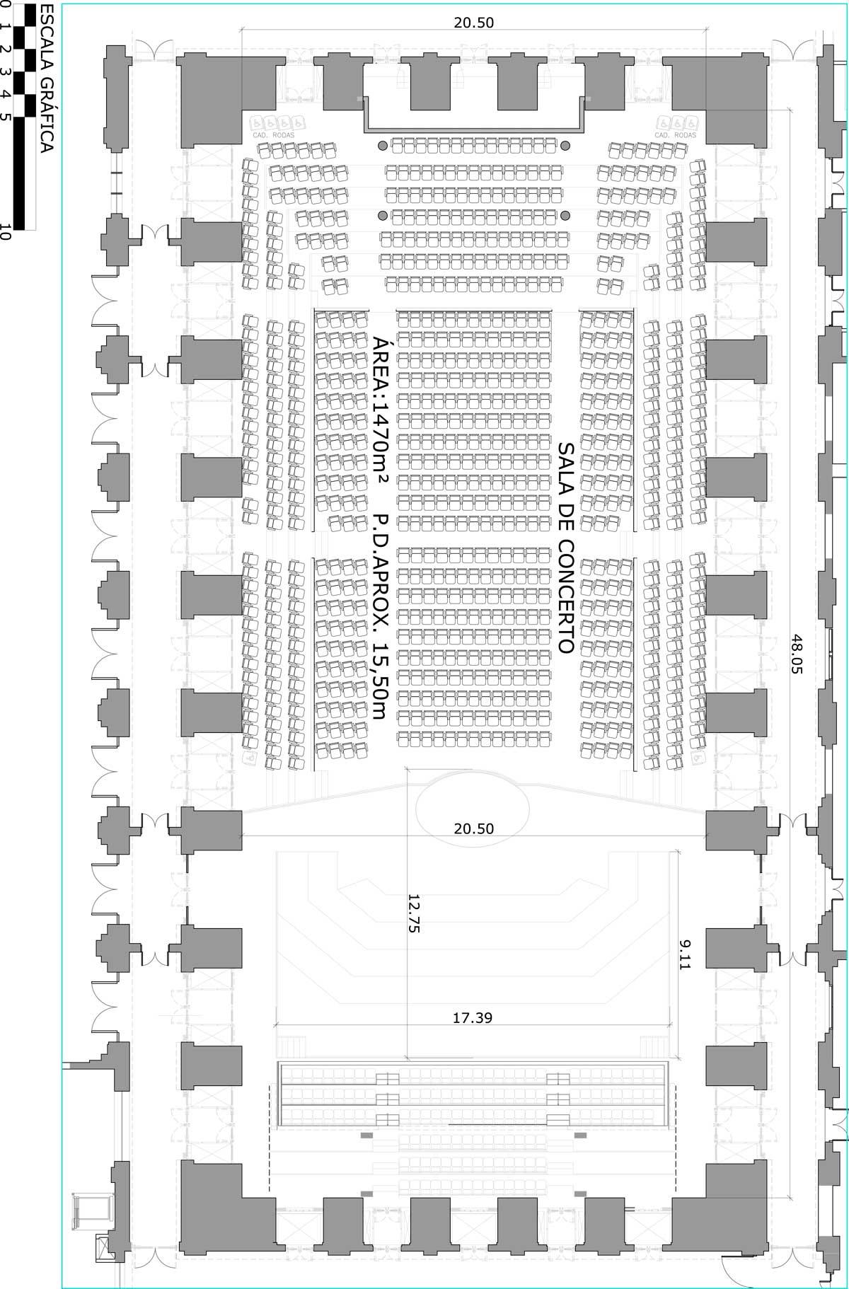 Recursos de iluminação cênica para concertos #656467 1200x1822 Banheiro Cadeirante Dimensões